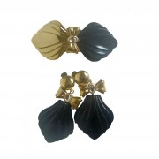 1940's Earrings & Brooch set