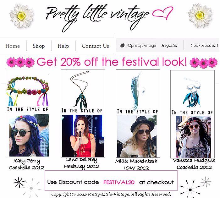 Festival Trends 2012