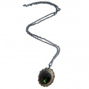 Mystic Vintage Cameo Amulet