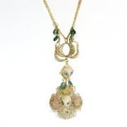Vivienne Owl Vintage Amulet