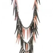 Khloe Spike premium necklace