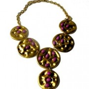 Mila statement necklace