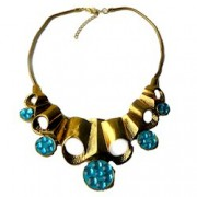 Olivia Blue necklace
