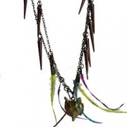 Kacy Wolf necklace