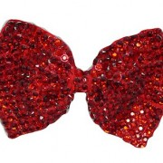 Arianna Red bow