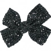Arianna Black party bow