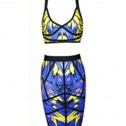 Tropical Katy 2 piece set