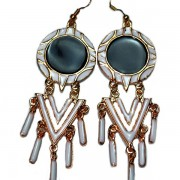 Festival Tribal Earrings