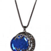 Brandy Moon Necklace