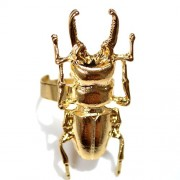 Victoria Bug Ring