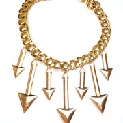 Miley Arrow Necklace
