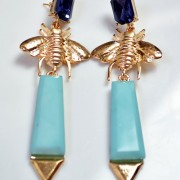 Statement Wasp Earrings