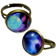 Mystic Moon Ring